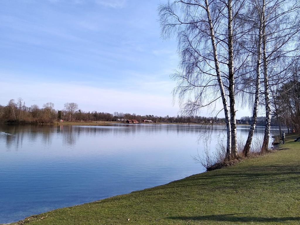 Blick auf den Karlsfelder See